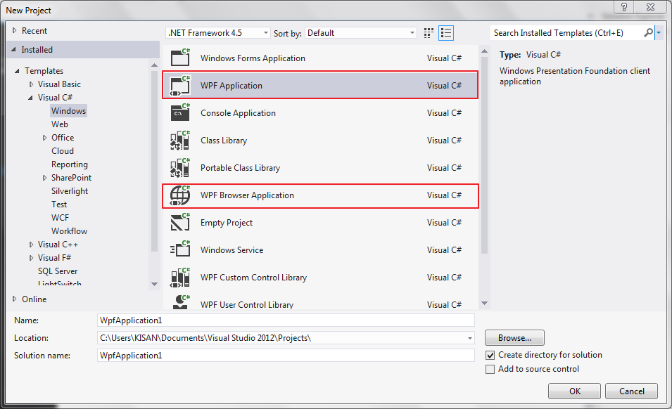 types-of-wpf-app