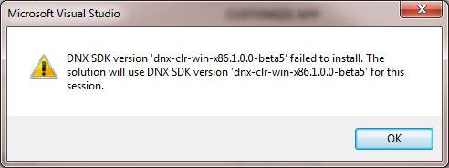 dnx-sdk