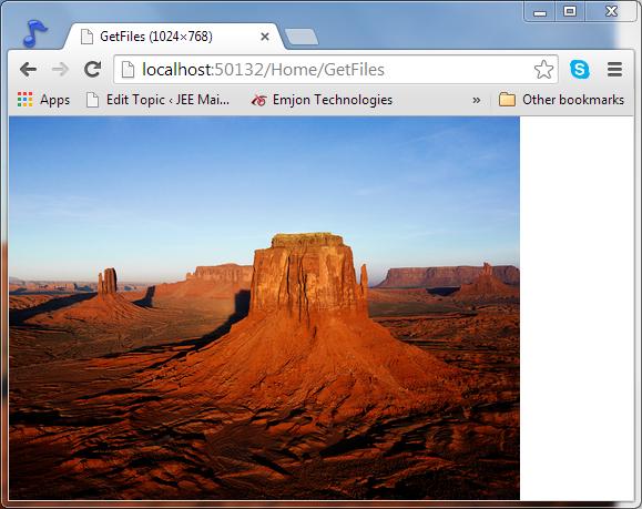 ASP NET MVC: Download File using FileResult - CSharpCode org